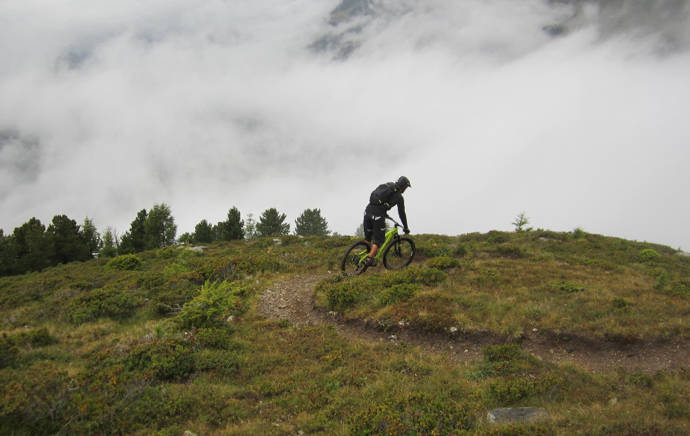 Santa Caterina Trail Camp